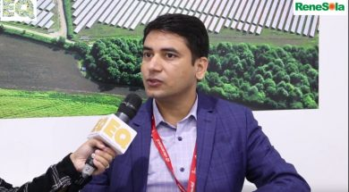 EQ in conversation with Krishan Sharma – Vice President at Renesola