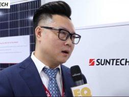 EQ in conversation with Mr. Joey Zheng – APMEA Sales Dept. at Suntech