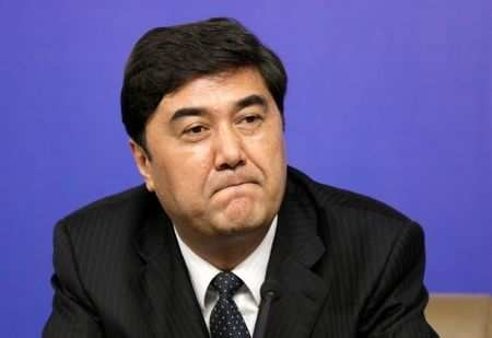 Former China energy administration chief Bekri jailed for life: Court