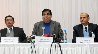 Gadkari calls upon automobile manufacturer to develop manufacture eco-friendly vehicles which can use agro based fuels