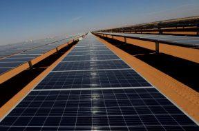 Giant Solar Park in the Desert Jump Starts Egypt's Renewables Push