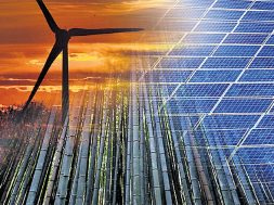 Go aggressive on renewables