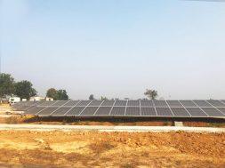 Gondia Airport – Solar Project