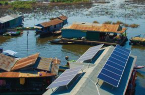 Harnessing the Solar Energy Potential in Cambodia
