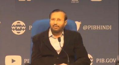 India top performer in Paris agreement, says Javadekar