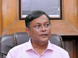 Info minister- Bangladesh facing multi-dimensional threats due to climate change