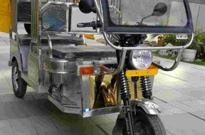 Jindal Stainless eyes Rs.200 crore revenue in the E-rickshaw market