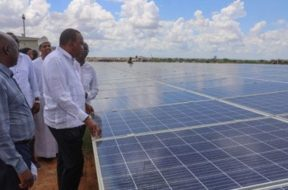 Kenya unveils largest solar power plant in East and Central Africa
