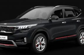 Kia Seltos Elective SUV Is Being Developed; Upto 450 Kms Expected Run In Single Charge! (Details Inside)