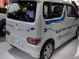 Maruti Suzuki patented 'Futuro-E'-is its first all-electric car