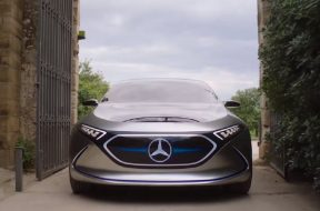 Mercedes-Benz EQA will be the next all-electric car by the company