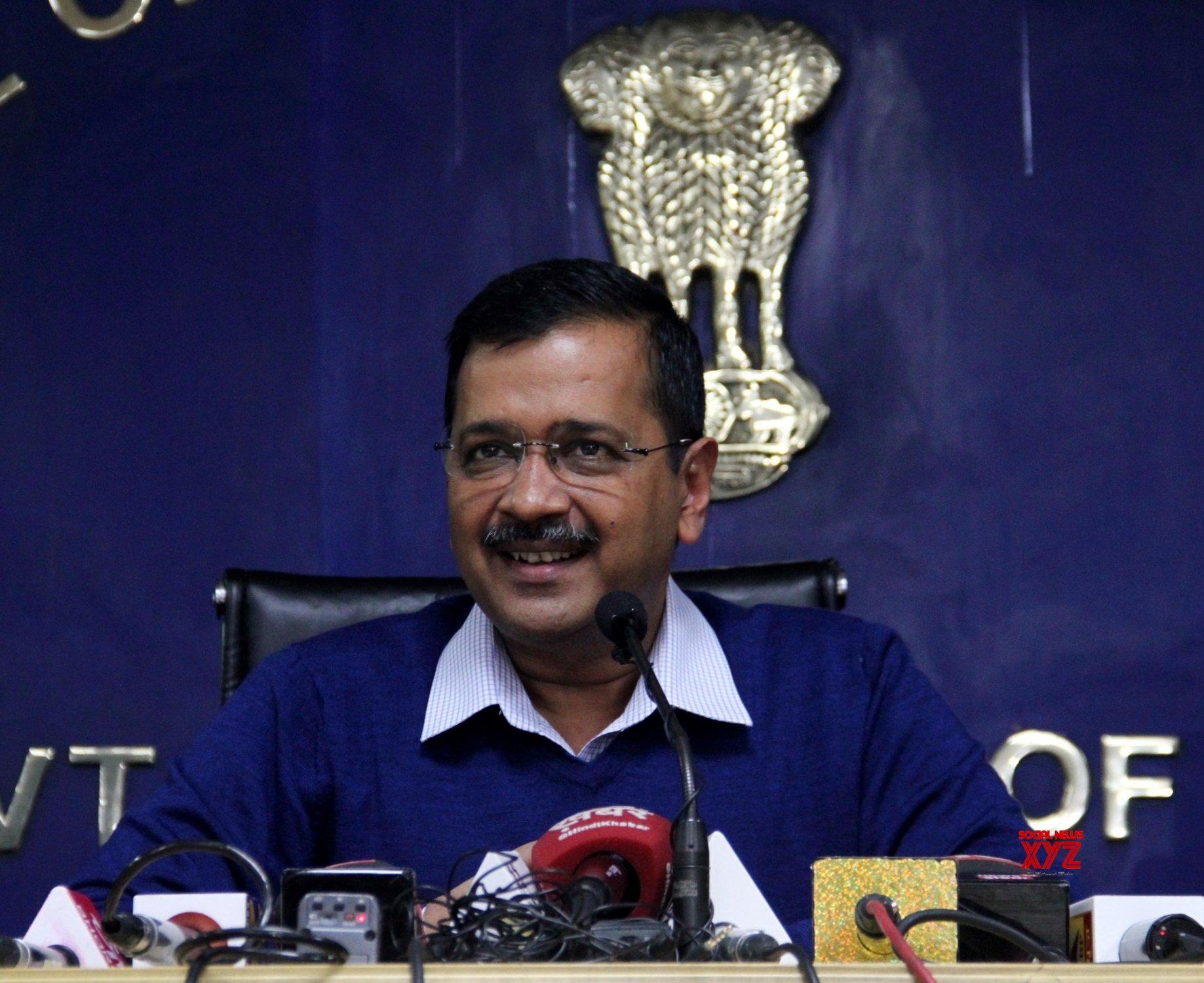 Our goal is to make Delhi India's EV capital: Kejriwal