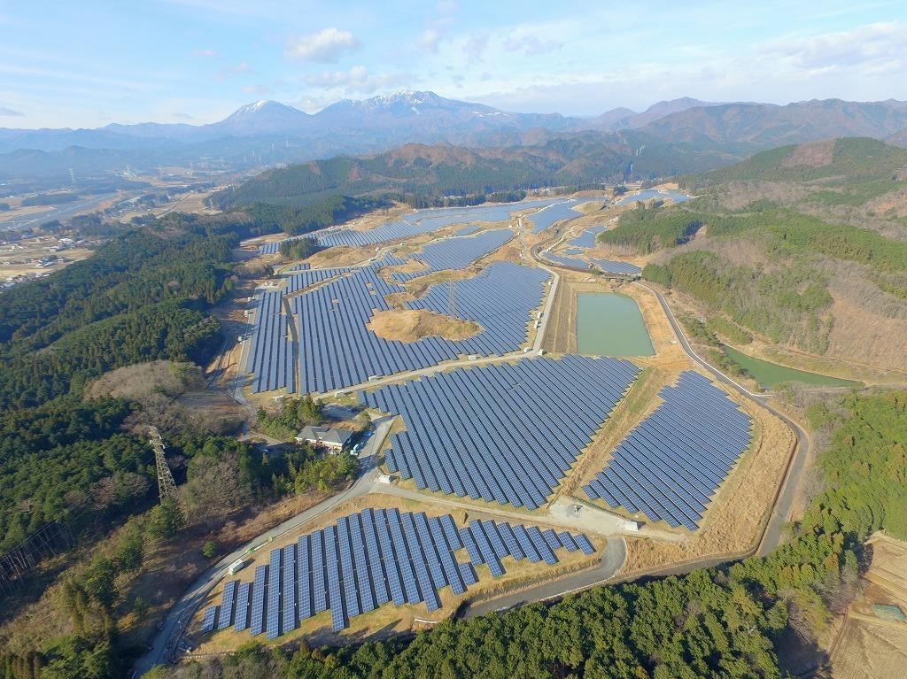 Pacifico Energy Raises 29 Billion Yen for Its Second Solar Fund