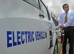 Promotion to Manufacturing of Electric Vehicles