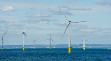 Record Deal Signed for Offshore Wind Power