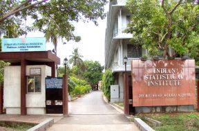 SITC solar water heating system in ISI Campus Delhi Center