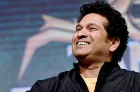 Sachin Tendulkar Inaugurates Solar-powered Computer Lab In Maharashtra's Bhiwandi