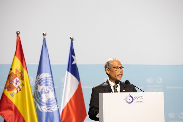 Singapore to take its climate change fight to next level