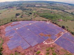 Spain-COP 25 – Climate change – The EIB finances one of the largest solar plants