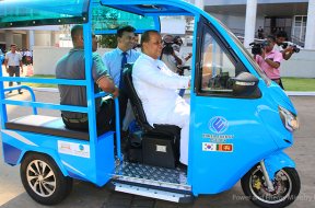 Sri Lanka plans to reach 100-pct renewable energy by 2050
