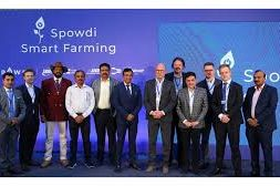 Swedish Company SPOWDI Launches Smart Farming for the First Time in India