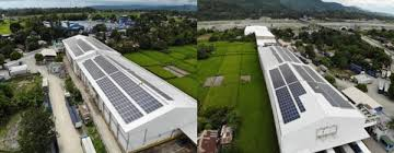 Total Solar Distributed Generation SEA has completed the construction of three solar projects for Jentec Storage in the Philippines