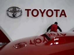 Toyota Showcases Its Range Of Green Vehicles In India