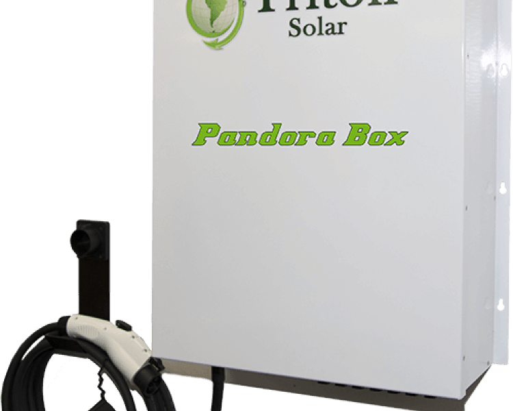 Triton Solar launches World's 1st Comprehensive and Compact Solar Battery With Inverter – Triton Pandora Box