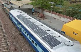 Use of Renewable Energy in Railways