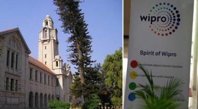 Wipro – IISc Bangalore JV for EVs