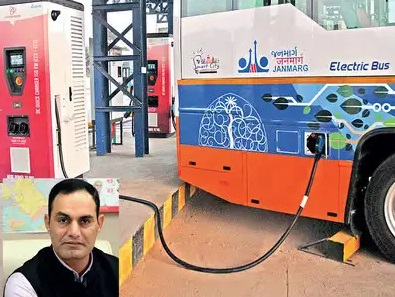 AMC to be India's first civic body to install EV charging points in its multi-level parking lots