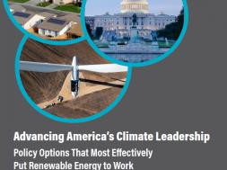 Advancing America's Climate Leadership