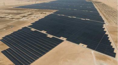 Aerial view Noor Abu Dhabi