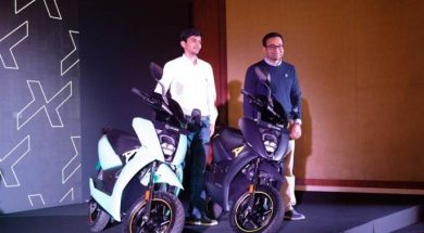 Ather starts setting up EV charging stations in Delhi ahead of July launch