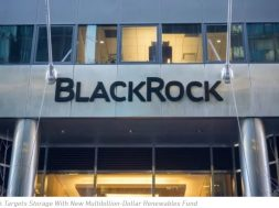 BlackRock Targets Storage With New Multibillion-Dollar Renewables Fund