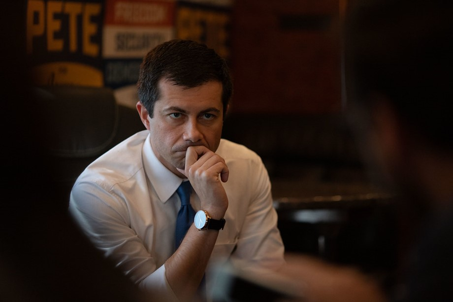 Buttigieg pledges $1 trillion in infrastructure spending if elected