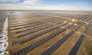 Consortium of ENGIE and NAREVA declared bidder for Gafsa solar plant