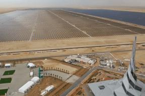 Dubai to build $13.6-B solar park