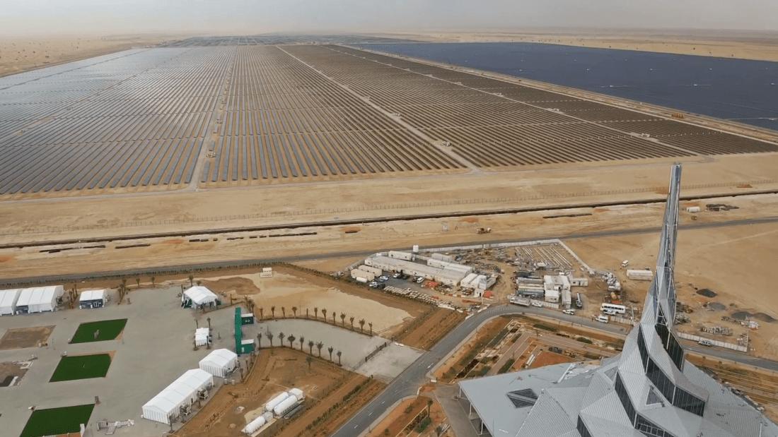 Dubai to build $13.6 Billion solar park