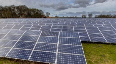 EGYPT- China Gezhouba Group to build 500 MW of solar power plants