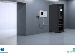 Eaton and Green Motion to Integrate EV Chargers in Buildings with Energy Storage