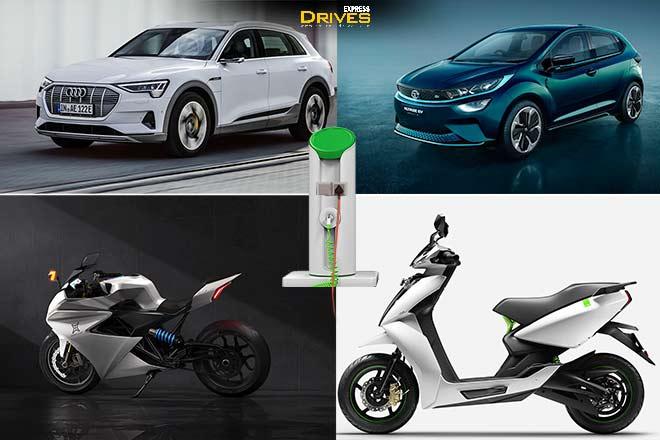 Electric Cars Bike Launches In India In 2020 Tata Nexon Ev Tork T6x Okinawa Oki100 And More The Leading Solar Magazine In India