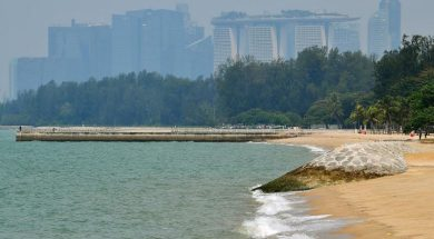 Financial experts moot Asia Climate Fund to help region tackle climate change and ocean warming
