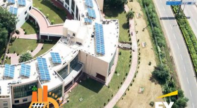 Identifying barriers for rooftop solar uptake in MSMEs and development of a mitigating financial framework