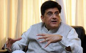 India has contributed least to global warming, still very responsible on fossil fuels Goyal