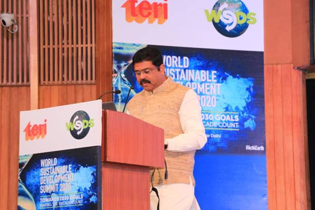 India will continue to lead the Global Sustainable Energy Agenda, says Shri Dharmendra Pradhan