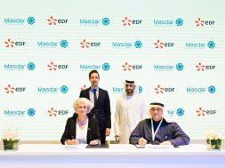 Masdar, EDF Group to establish energy services company