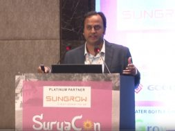 Mr Vinod Shankar Ravi, AGM- Marketing & Distribution, Havells