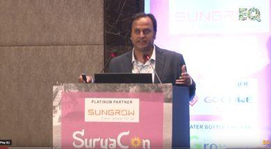 Mr Vinod Shankar Ravi, AGM- Marketing & Distribution, Havells