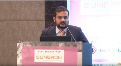 Mr. Rajan Munjal, Channel Business Leader, Sungrow